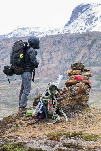 Preparing for the Arctic Circle Trail in Greenland GONATURE